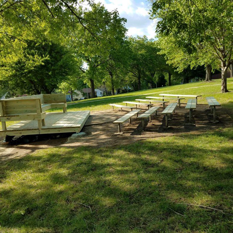 Marvelous Hartman Outdoor Classroom Dedicated Country Club Christian Uwap Interior Chair Design Uwaporg