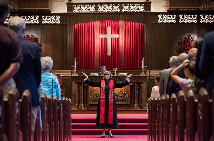 Rev. Carla Aday Called